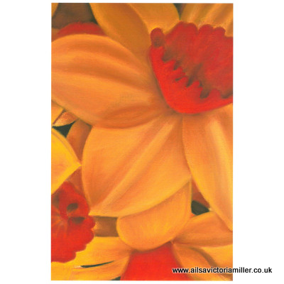 'Springtime Joy' limited print (small)