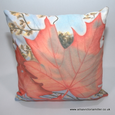 'Autumn Sky' Cushion