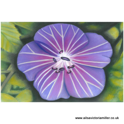 'Botanical Bliss' print (small)