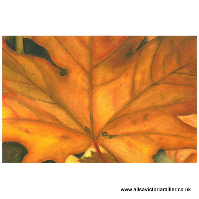 'Burnished Bronze' limited print (small)