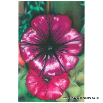 'Enchanting Amethyst' limited print (small)