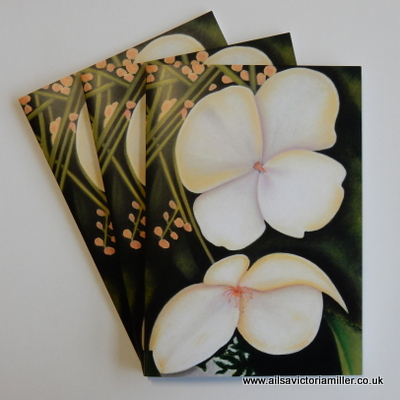 'Garden Serenity' Notebooks (Pack of 3)