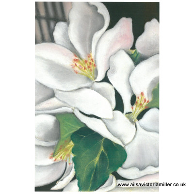 'Orchard Blossom' print (small)