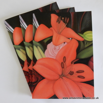 'Summer Radiance' Notebooks (Pack of 3)