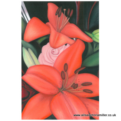 'Summer Radiance' print (small)