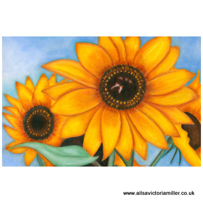 'Sunny Side Up' print (small)