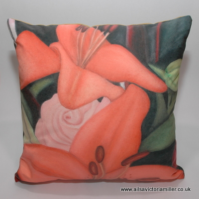 'Summer Radiance' Cushion