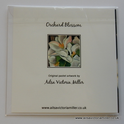 'Orchard Blossom' Cards (Set of 5)