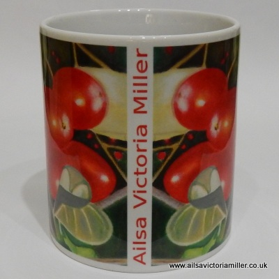 'Winter Jewels' Mug