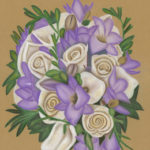 """Amy""s Bridesmaid Bouquet"""