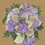 """Sam""s Bridesmaid Bouquet"""